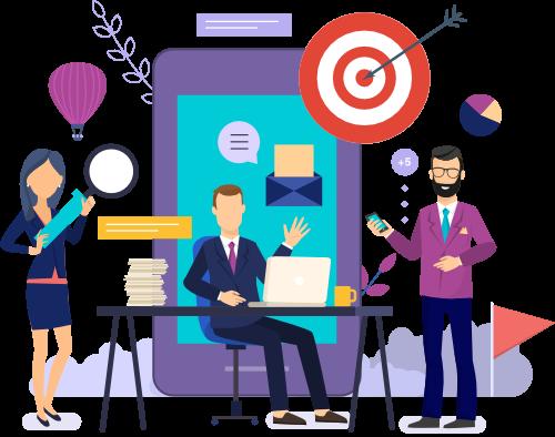 Ideal Client Illustration