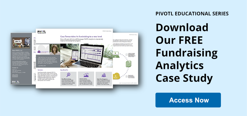 fundraising analytics case study